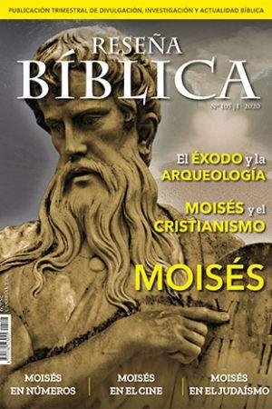 Moisés. Reseña Bíblica 105