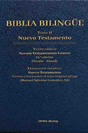 Biblia Bilingüe – II. Nuevo Testamento